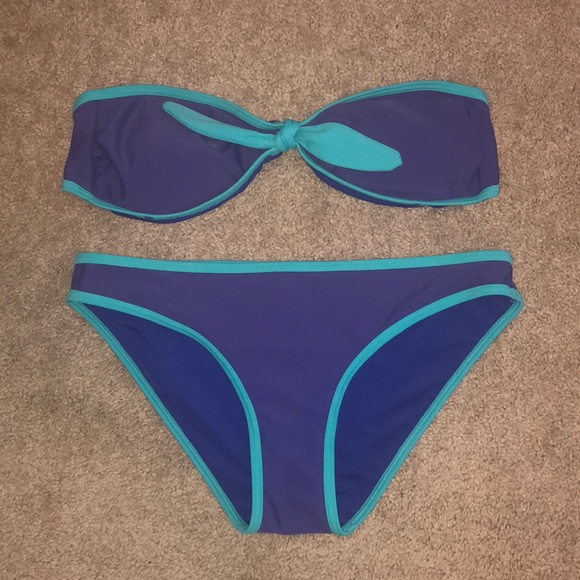 aerie Other - Aerie blue and teal bikini